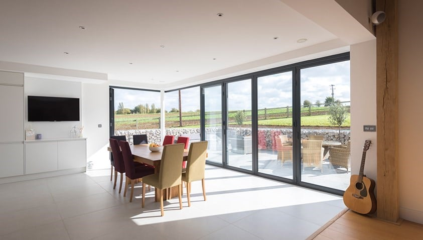 choosing the right bifolding door