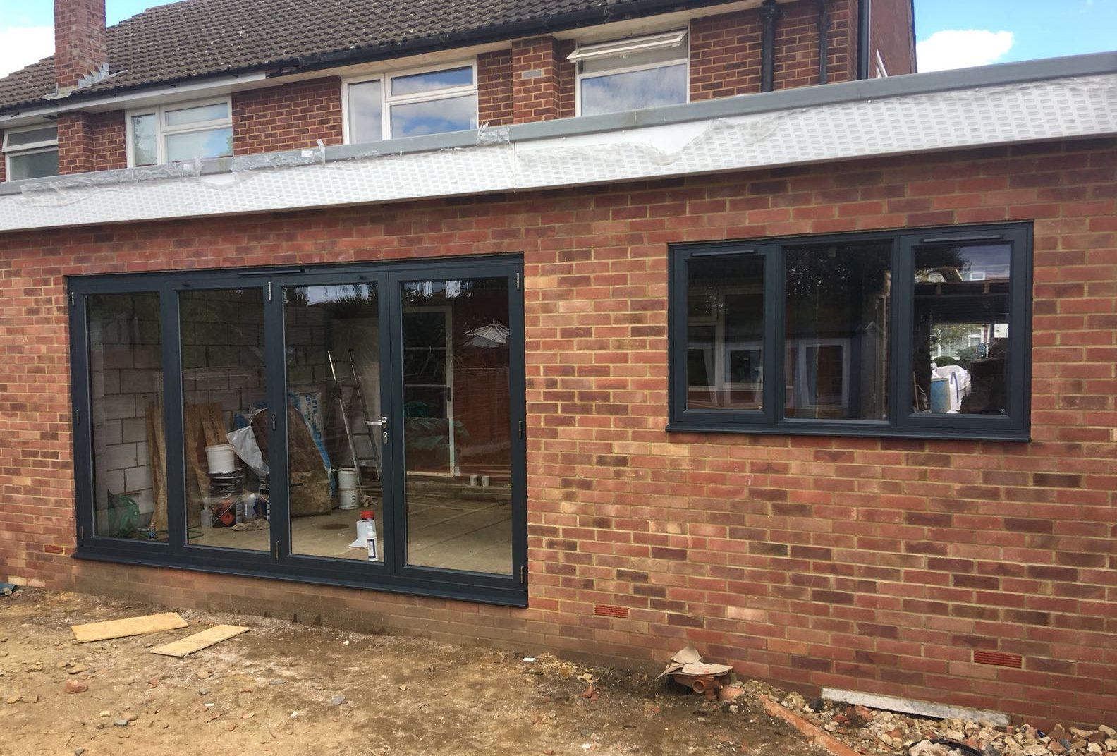 Origin bifolding doors and windows