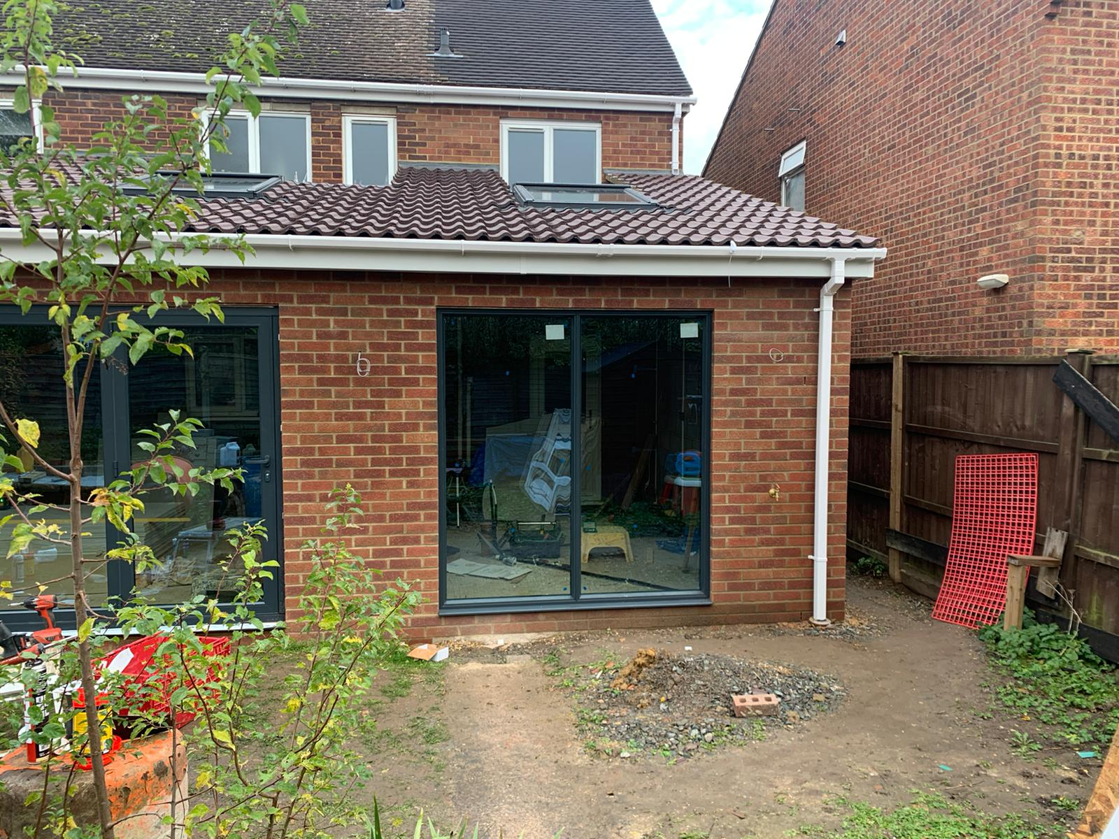 Origin doors and windows in Stotford