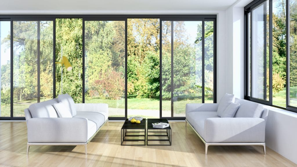 comparing sliding doors for door replacements or a new extension